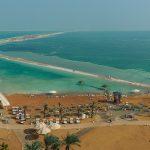 Leonardo Club Dead Sea Hotel's private beach